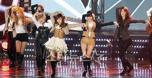 [★포토]소녀시대, '더 보이즈'