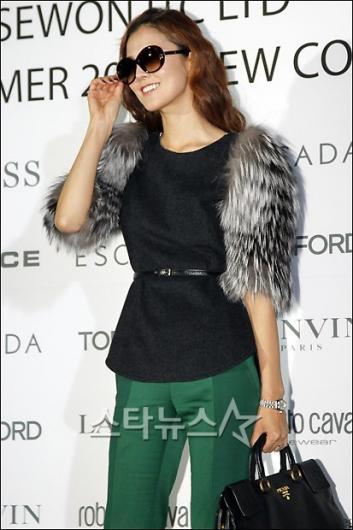 [★포토]김성은 '선글라스 예쁘죠?'