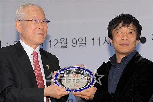 [★포토]심권호 '친선대사 위촉되서 영광'