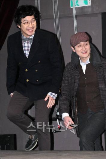 [★포토]하하-김원효 '기분좋은 등장!'