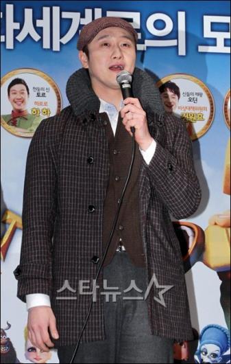 [★포토]김원효 '여러분 반가워요!'