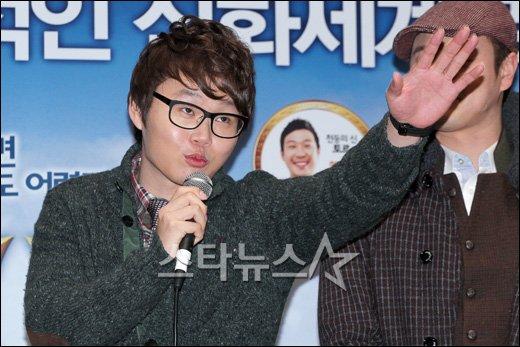 [★포토]최효종 '확실하게 정해드립니다~! 토르 인기 쭈~욱!'