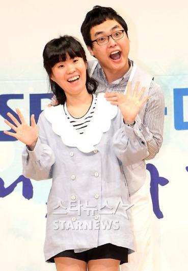 [★포토]박영진-박지선, 유쾌한 웃음을 드려요!