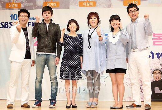 [★포토]2012 SBS라디오의 새로운 DJ들