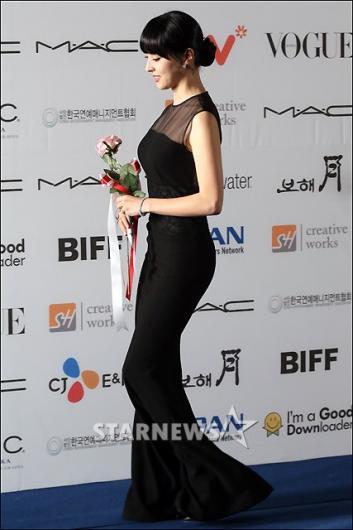 [★포토]한혜진 '아름다운 보디라인'