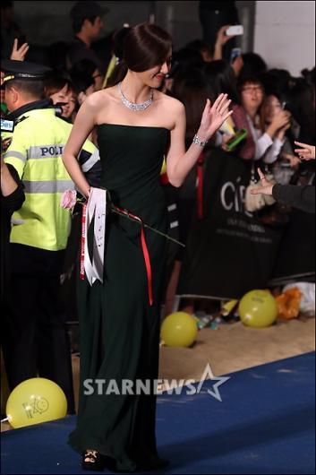 [★포토]김효진 '우아한 손짓'