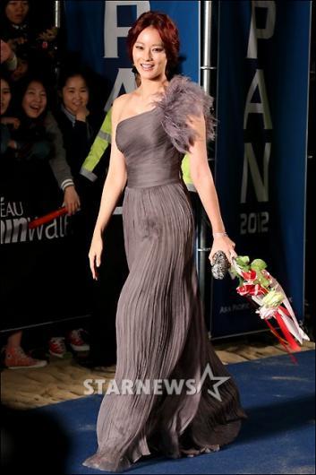 [★포토]오연서 '드레스 예쁘죠'