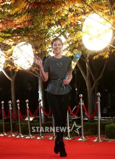 [★포토]김성은, '가을분위기 물씬'