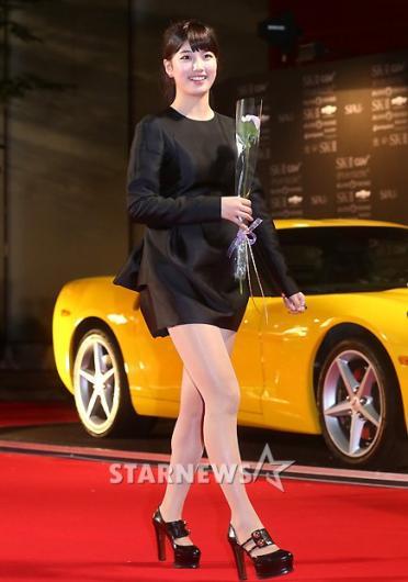 [★포토]수지, '나도 스타일아이콘'