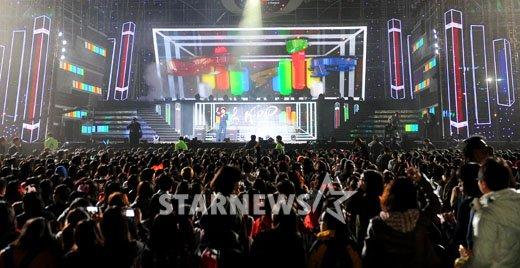 [★포토]K-POP 인기 대단하네!