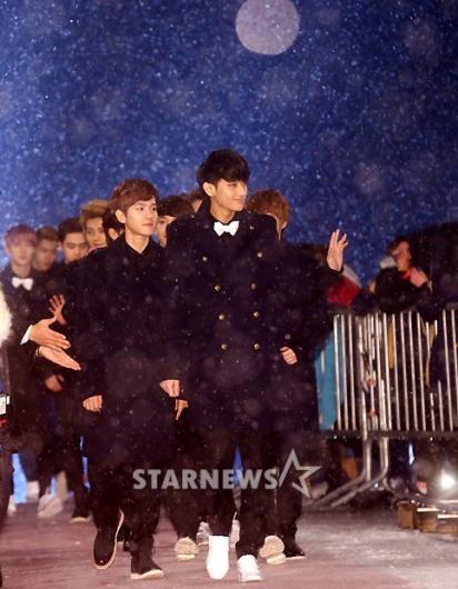 [★포토]EXO, '동화 속의 왕자들'