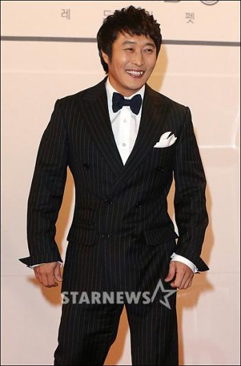 [★포토]김병만 '작은 거인의 미소'