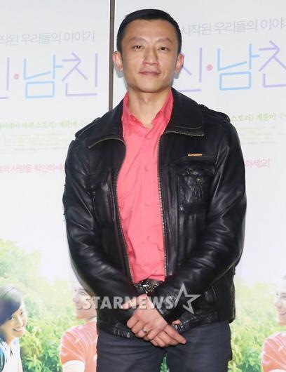 [★포토]양아체 감독, 영화 '여친남친' 파이팅!