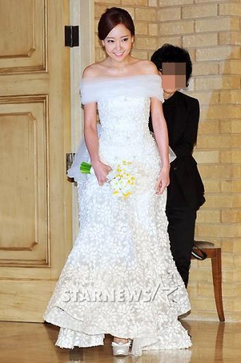 [★포토]소유진, 드레스 보다 더 아름다운 예비신부