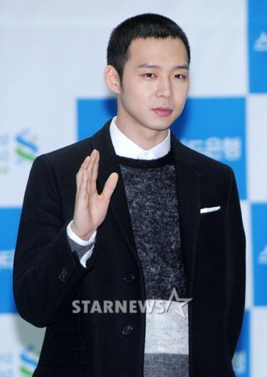 [★포토]박유천 '짧은 머리가 잘 어울려!'