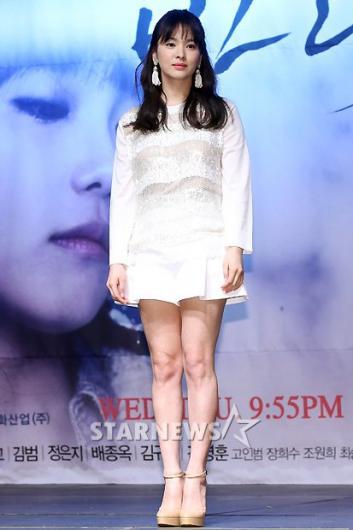 [★포토]송혜교, 순백의 아름다움!