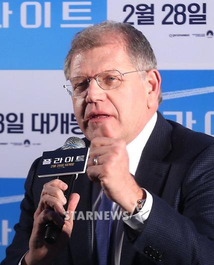 [★포토]한국 찾은 로버트 저메키스 감독
