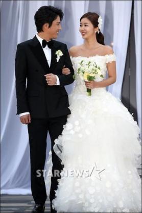 한재석-박솔미 결혼식 전 기자간담회