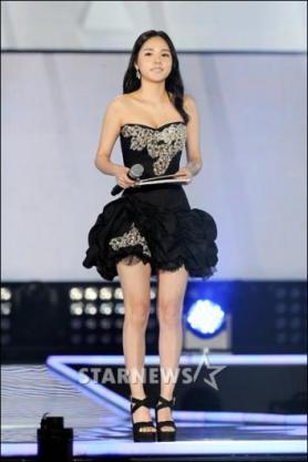 민효린, 'K-POP 컬렉션 in Seoul'