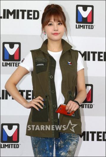 [★포토]박은지 '편하게 입어도 예쁘죠?'