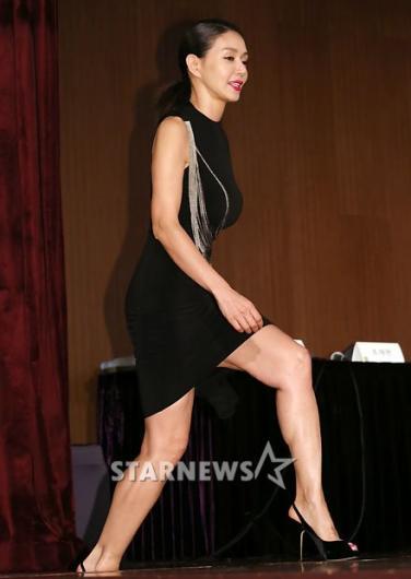 [★포토]김혜리, '육감적인 몸매 뽐내며'