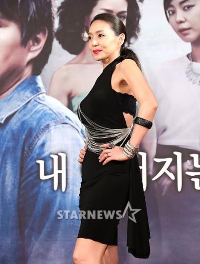 [★포토]김혜리, '육감적인 S라인'