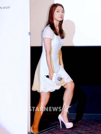 [★포토]박신혜, '오늘 콘셉트는 청순'