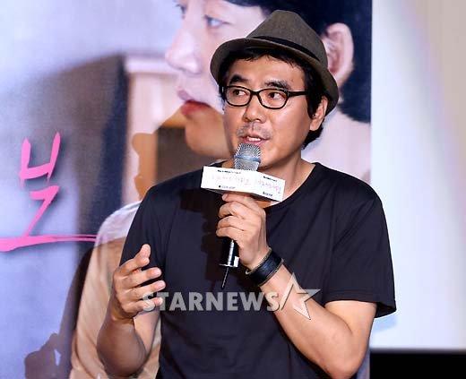 [★포토]김지운 감독, 영화 '사랑의 가위바위보' 기대해주세요