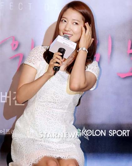 [★포토]박신혜, '저 깜찍한가요?'