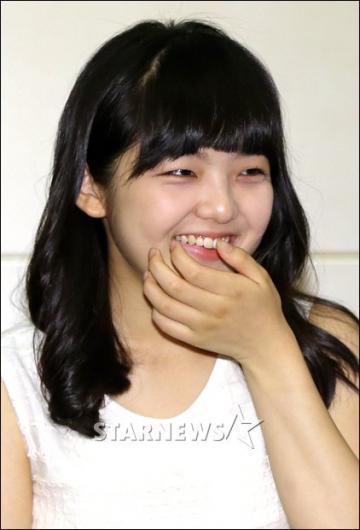 [★포토]서신애, 순수한 미소!