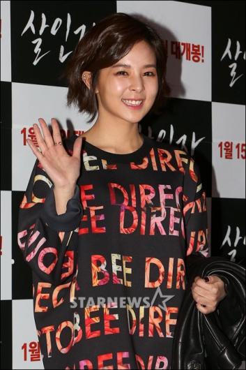 [★포토]김소정, 깜찍한 미소!