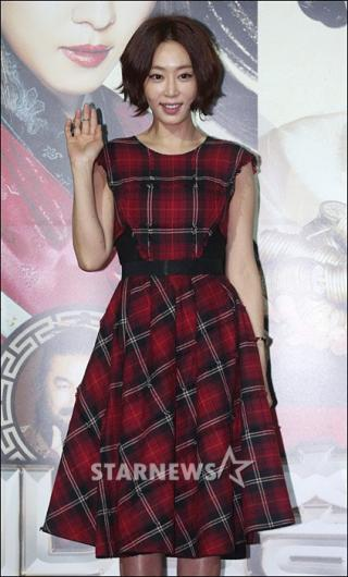 [★포토]강예원 '조선미녀(?) 같나요?'