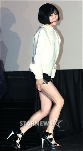 [★포토]가인 '너무 짧아 쑥스러워요'