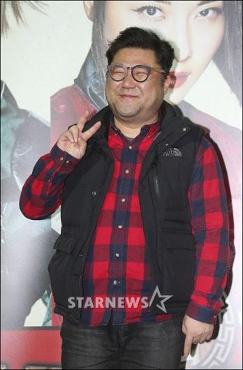 [★포토]고창석 '포즈는 귀엽게~'