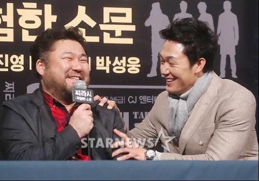 [★포토]고창석, '악역 박성웅...실제로는 착한사람'
