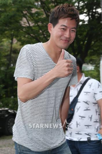[★포토]이상윤, '엔젤아이즈 최고!'
