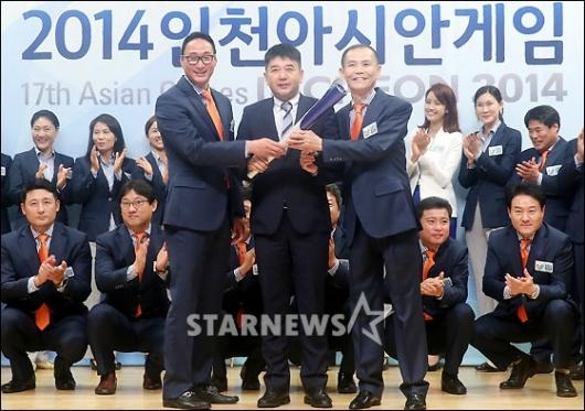 [★포토]'2014인천아시안게임은 SBS와 함께!'