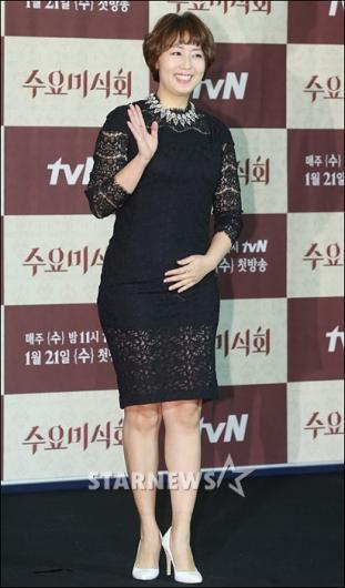[★포토]홍신애 '첫 예능이라 떨려요'