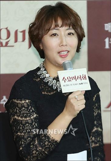 [★포토]홍신애 '수요미식회 홍일점이에요'