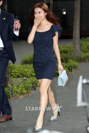 [★포토]김소은, 수줍게 등장
