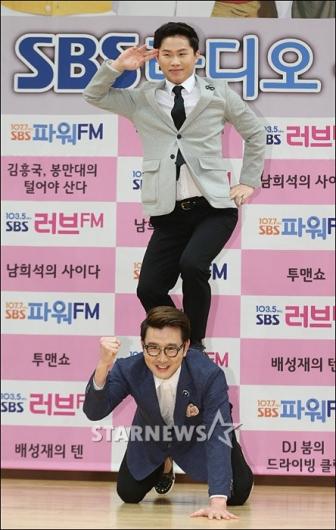 [★포토]양세형-윤형빈 '화끈한 투맨쇼'