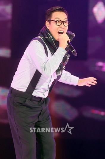 [★포토]김영철, '사랑이 야속하더라'