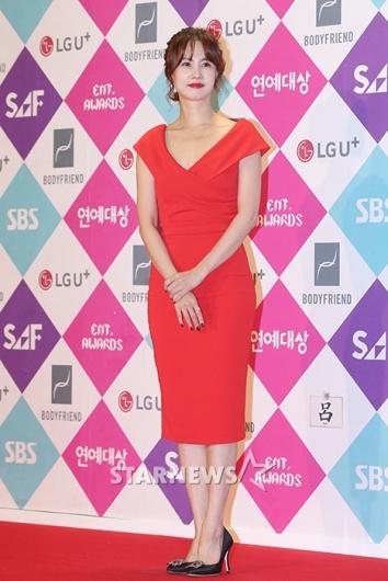 [★포토]박소현, 매혹적인 레드!