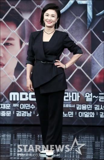 [★포토]김혜선, '쏙 빠진 볼살'
