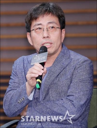[★포토]인사말 하는 김정호 감독