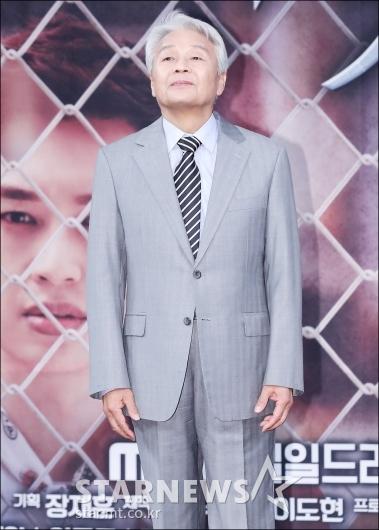 [★포토]서인석, '배우 인생 첫 회장님 역할'