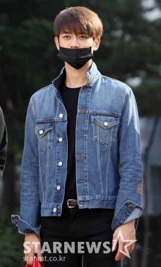 [★포토]민호, '눈만 봐도 잘생겼네'