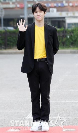 [★포토]김동한, 'JBJ에서 솔로로 컴백'