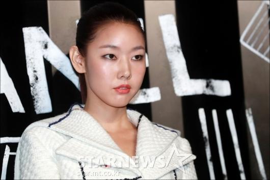 [★포토]한혜진 '모델 눈빛'