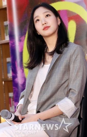 [★포토]김고은, '각도 무시하는 예쁨'
